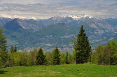 Monte Baldo Stock Images