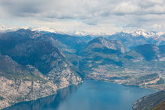 Monte Baldo Royalty Free Stock Images