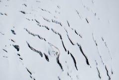 Monte Bianco Mont Blanc Royaltyfri Fotografi