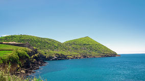 Monte Brasil-Berg, Terceira-Insel, Azoren Stockfoto