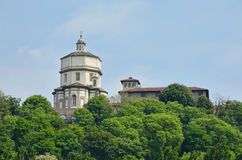 Monte Cappuccini church and monastery Royalty Free Stock Image