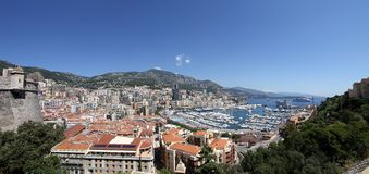 Monte Carlo Stock Photo