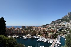 Monte Carlo Stock Photography