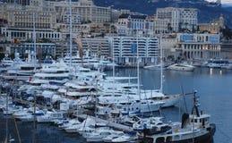 monte carlo Монако Стоковая Фотография