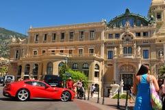 Monte Carlo Fotos de archivo libres de regalías