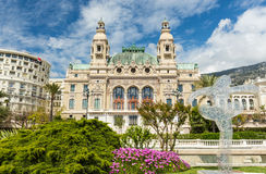 Monte Carlo Photographie stock libre de droits