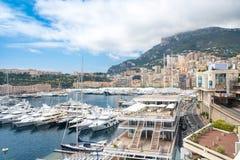 Monte Carlo Lizenzfreie Stockbilder