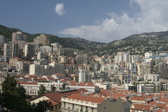 Monte - Carlo Fotografia de Stock Royalty Free