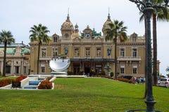 MONTE CARLO - 15 août 2017 : Le casino de Monte Carlo January 31, 2009 en Monte Carlo Il accueille l'Européen annuel Images stock