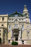 Monte Carlo - Art nouveau Royalty Free Stock Image