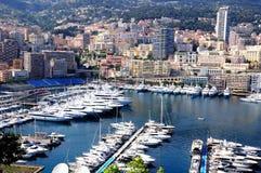 Monte Carlo Bay Fotografía de archivo libre de regalías