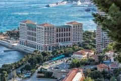 Monte Carlo Bay Stockbild