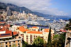 Monte Carlo bay. Stock Photography