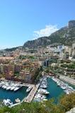 Monte Carlo Boats royalty free stock photos