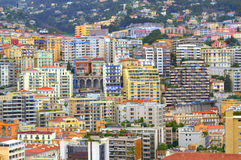 Monte Carlo  buildings Stock Photography