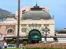 Monte Carlo Cafè de Parigi Immagine Stock