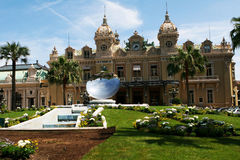 Monte Carlo Casino Stock Images