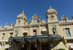Monte Carlo Casino Royalty Free Stock Photos