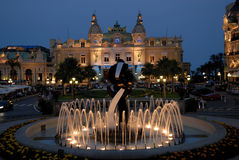 Monte Carlo Casino Royalty Free Stock Photo