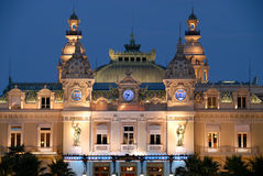 Monte Carlo Casino Stock Photos