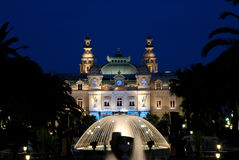 Monte Carlo Casino Royalty Free Stock Photos