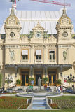 The Monte Carlo Casino, built by Charles Garnier in 1879 Stock Images