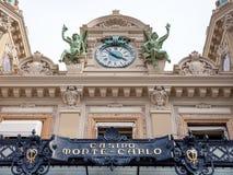 Monte Carlo Casino Stock Images