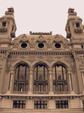 Monte Carlo Casino in Monaco royalty free stock photo