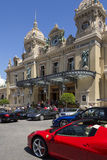 Monte Carlo Casino - Monaco Royalty Free Stock Photo