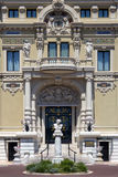 Monte Carlo Casino - Monaco Stock Photos