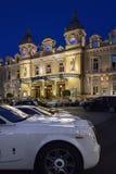 Monte Carlo Casino - Monaco Royalty Free Stock Image