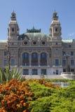 Monte Carlo Casino - Monaco Stock Image