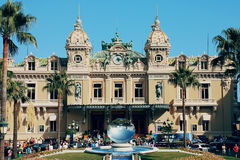 Monte Carlo Casino Royalty Free Stock Images