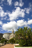 Monte Carlo Casino in Monaco Royalty Free Stock Photography