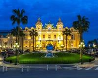 Monte Carlo Casino Monaco royalty free stock photography