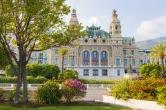 Monte Carlo Casino in Monaco Stock Photo