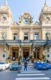 Monte Carlo Casino in Monaco Royalty Free Stock Photos
