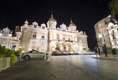 Monte Carlo casino Stock Photo