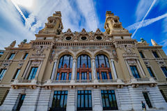 Monte Carlo Casino Royalty Free Stock Photo