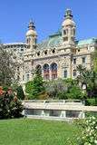 Monte Carlo Casino and Opera, Monaco Stock Photography