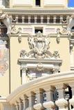 Monte Carlo Casino y ópera, Mónaco Imagen de archivo