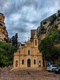 Monte Carlo church royalty free stock photos
