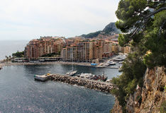 Monte Carlo city, Monaco, Provence Stock Images