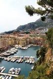 Monte Carlo city, Monaco, Provence Royalty Free Stock Photography