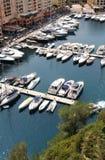 Monte Carlo city, Monaco, Provence Stock Photography