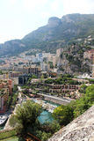 Monte Carlo city, Monaco, Provence Stock Images