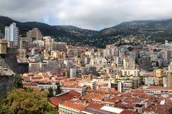 Monte Carlo city, Monaco, Provence Stock Photos