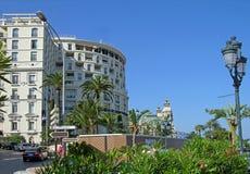 Monte-Carlo cityscape Royalty Free Stock Photo