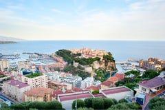 Monte Carlo cityscape Stock Image