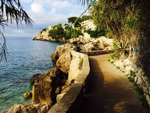 Monte Carlo Coast Royalty-vrije Stock Fotografie